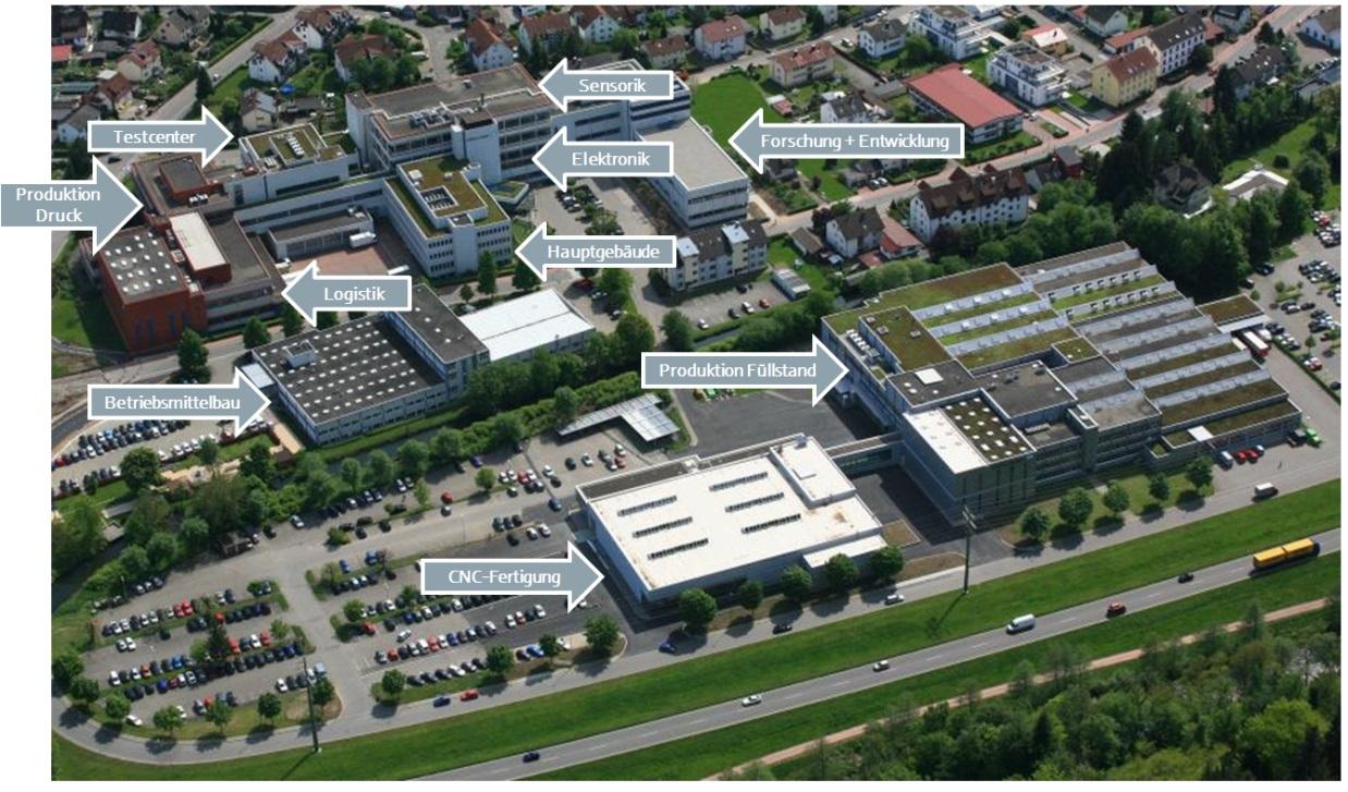 Endress Hauser in Maulburg – Ausbildung bei Endress Hauser