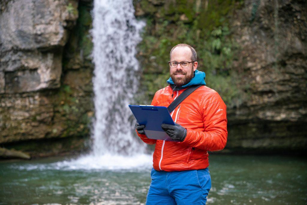 Stefan Vogel - Blue Water blog